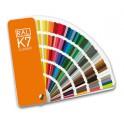 Vzorník barev RAL K7 CLASSIC - Vzorkovnice Ral K 7
