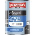 Johnstones Covaplus Vinyl Matt White 10 L