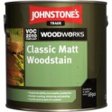 Johnstones Satin Woodstain Matt - Ořech - 0,75 L