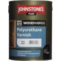 Johnstones Polyurethane Varnish Satin - polomat 0,75 L