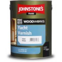 Johnstones Yacht Varnish lodní lak 5 L