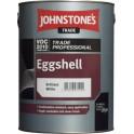 Johnstones Eggshell White bílá polomat 1 L