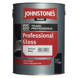 Johnstones Professional Gloss - lesk 5 L