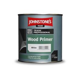 Johnstones Wood Primer White 1 L