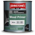 Johnstones Wood Primer White 2,5 L