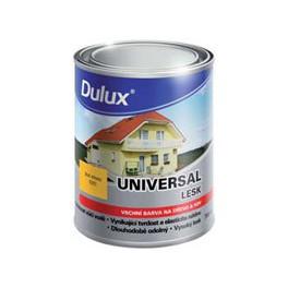 Dulux Universal mat 199M černý 0,75 L