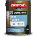 Johnstones Floor Varnish Satin - polomat 2,5 LL