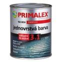 Primalex Jednovrstvá barva na kov 3v1 0,75 L