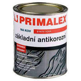 Primalex Základní barva antikorozní bílá 0100 0,75 L