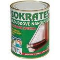 SOKRATES napouštědlo SPECIAL čiré 0,7 kg - hloubkové napouštědlo alkydové na dřevo