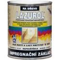 LAZUROL - IMPREGNAČNÍ ZÁKLAD S1033 0,75 L