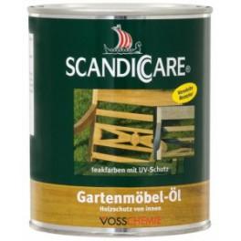 Scandiccare Olej na zahradní nábytek - GARTENMÖBEL-ÖL 1 L