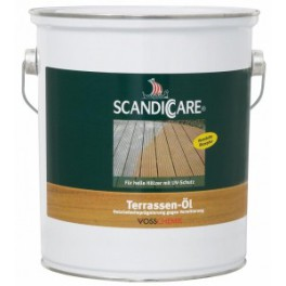 Scandiccare Terasový olej - TERRASSEN-ÖL 1 L