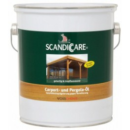 Scandiccare Pergolový olej - Carport- und Pergola-Öl 1 L