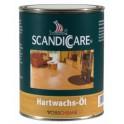 Scandiccare Tvrdovoskový olej na podlahy - Hartwachs-Öl 1 L