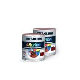 Alkyton hladký matný černá RAL 9005 250 ml