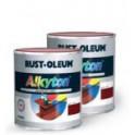 Alkyton hladký matný černá RAL 9005 5 L