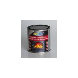 Alkyton Kovářská žáruvzdorná barva černá 250 ml