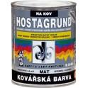 HOSTAGRUND - KOVÁŘSKÁ BARVA S2160 0950 KOVÁŘSKÁ ČERŇ 0,6 L