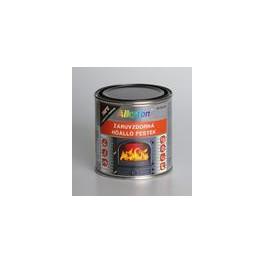 Alkyton Žáruvzdorná barva stříbrná 250 ml