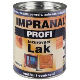 Impranal PROFI bezbarvý lak bez UV 0,6 L