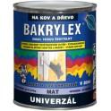 BAKRYLEX EMAIL UNIVERZÁL V2066 MAT BÍLÝ 0,7 KG
