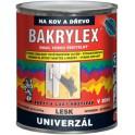 BAKRYLEX EMAIL UNIVERZÁL V2066 LESK 1000 BÍLÝ 0,7 KG