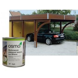 Osmo Ochranná olejová lazura na dřevo 0,125 L