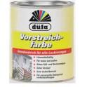 Düfa Vorstreichfarbe - Podkladová bezaromátová univerzální barva BP 2,5 L