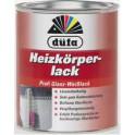 Düfa Heizkörperlack - Bezaromátový email na topná tělesa LUT 0,75 L