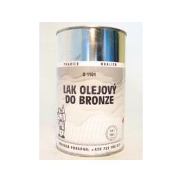 Lak olejový do bronzu O1101 0,8 KG