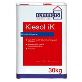 Remmers Kiesol IK 10 KG - vodou ředitelná siloxanová horizontální zábrana