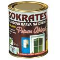 SOKRATES primer ALKYD 0100 bílý 0,8 kg