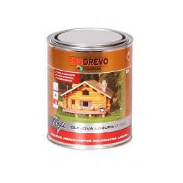 PROFI OLEJOVÁ LAZURA O 1020 0,75 L COLORLAK - olejová jednovrstvá polomatná lazura na dřevo