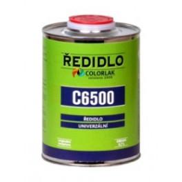 ŘEDIDLO C 6500 0,7 L - univerzální ředidlo COLORLAK