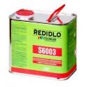 ŘEDIDLO S 6003 2 L - ředidlo do syntetických nátěrových hmot vypalovacích
