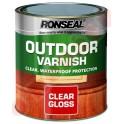 Ronseal Outdoor Varnish venkovní lak 2,5 L