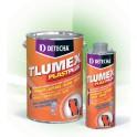 Detecha Tlumex Plast Plus černý kartuše 1 kg