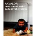 AKVALOR 1 KG - koncentrovaná nemrznoucí kapalina na bázi glykolů
