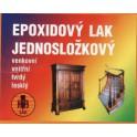 EPOXIDOVÝ LAK JEDNOSLOŽKOVÝ 0,35 L HB-LAK