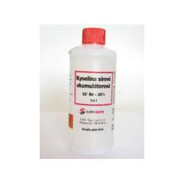 Kyselina sírová - akumulátorová 1 L