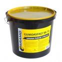 Gumoasflat červenohnědý SA 23 10 KG - oprava ploché střechy