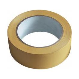 Maskovací páska PVC - UV odolná (žlutá) 50 mm / 33 m