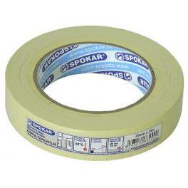 Maskovací páska krepová tvarovatelná 25 mm / 25 m