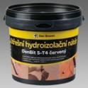 Den Braven Střešní hydroizolační nátěr DenBit S-T4 červený 12 kg