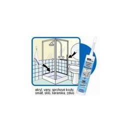MASTERSIL sanitární silikon 315ml