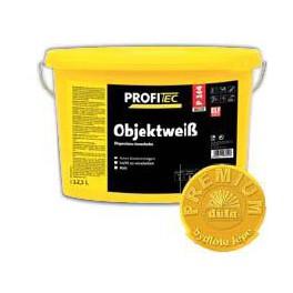 PROFITEC Objektweiss - Objektová bílá barva P 104 12,5 L