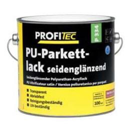 PROFITEC PU-Parkettlack seidenglänzend - Polyuretanový lak na parkety matný P334 2,5 L