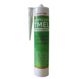 GREEN LINE AKRYLÁTOVÝ TMEL BÍLÝ 310 ML