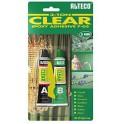 ALTECO 3-TON Clear F-05 / 20 g blistr, dvousložkový 5min. čirý epoxid